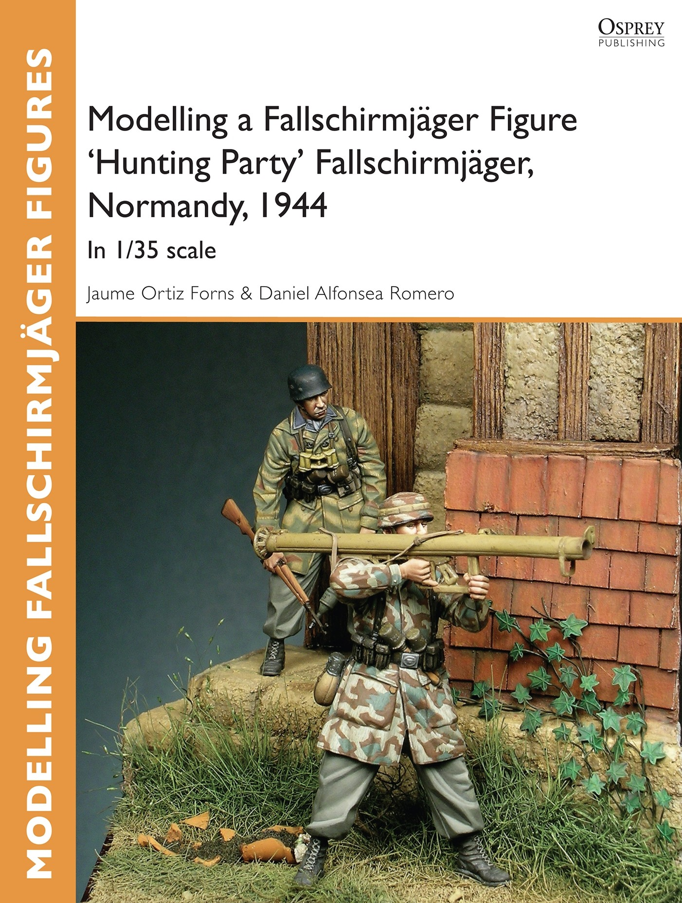 Modelling a Fallschirmjäger Figure 'Hunting Party' Fallschirmjäger, Normandy, 1944