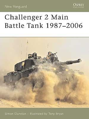 Challenger 2 Main Battle Tank 1987–2006