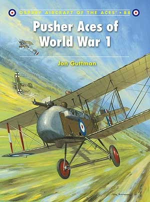 Pusher Aces of World War 1