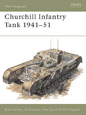 Churchill Infantry Tank 1941–51