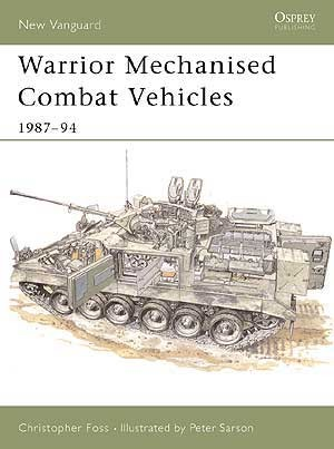 Warrior Mechanised Combat Vehicle 1987–94