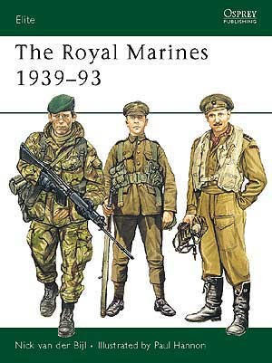 The Royal Marines 1939–93