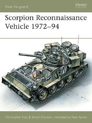 Scorpion Reconnaissance Vehicle 1972–94