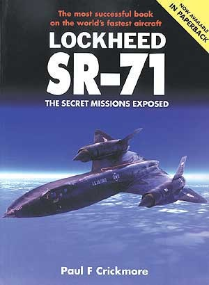 Lockheed SR 71 Revised Ed
