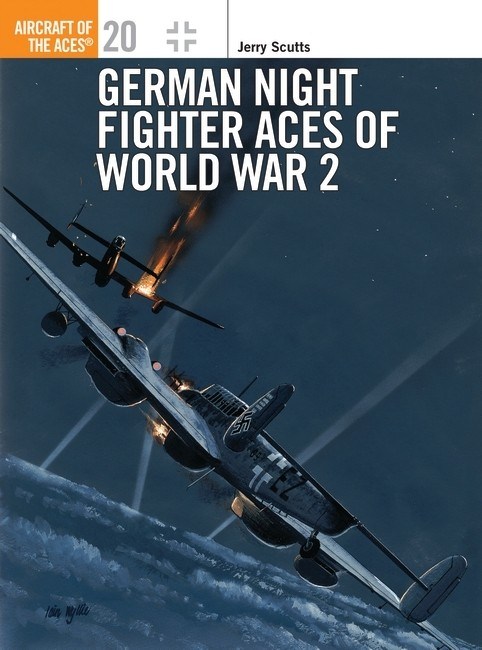 German Night Fighter Aces of World War 2
