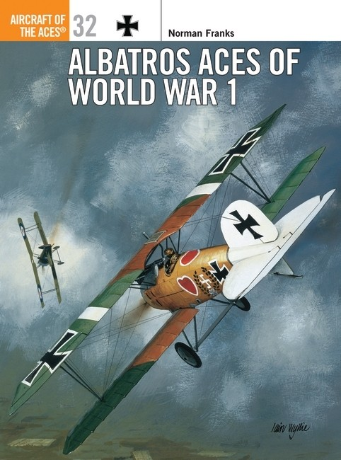 Albatros Aces of World War 1
