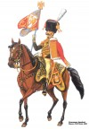 Lieutenant, Standard Bearer, Full Dress 1808