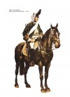 Horse-Grenadier, winter parade uniform, c. 1750