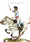 Officer, 1st or Alcantara Cavalry Regiment