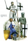 Teutonic Knights, 13th Century