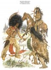The American Plains Indians, warriors of 1800-1850