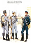 Prussian Reserve Infantry, spring 1813