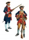 """THE """"NEW JERSEY BLUES"""" 1755"""
