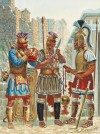 Trade between Doric and Achaean warriors, Tiryns, 1100 bc