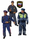 POLICE & POLICE AUXILIARIES