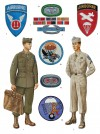 PARATROOPER SERVICE UNIFORMS