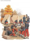 CAMP SCENE, 114TH PENNSYLVANIA VOLUNTEERS