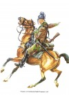 Trooper, 1st Continental Light Dragoons, 1778.