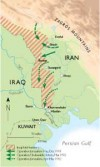 Iran's recapture of Khuzestan