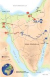 Kadesh, opening phase: Israel attacks Sinai 29-30 October 1956