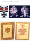 THE KNIGHT'S CROSS AND OAK-LEAVES WITH SWORDS, AWARD DOCUMENT & CASE