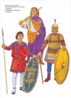 Imperial Guardsmen, Constantinople, 6th century