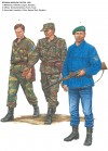 BOSNIAN-MOSLEM FORCES, 1992