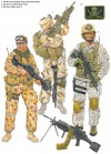 4th BATTALION (COMMANDO), ROYAL AUSTRALIAN REGIMENT, US ARMY 1/75th RANGER REGIMENT & US NAVY SEAL TEAM 4