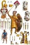 Achaean Warrior 15th Century BC