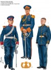 PARAGUAY, DRESS UNIFORMS