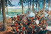 Major Grantメs raid on Fort Duquesne