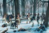 The last charge, November 4, 1791, 9.30am