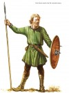 Early Saxon Warrior, late 5th- early 6th century