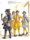 The Regimental tailor at work, 1686