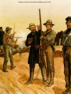 Arkansas volunteers shooting and drilling, Summer 1861