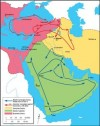 The Middle East in 634