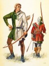 ?Levied archers of Cheshire and Flint in the 1330s