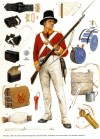 PRIVATE, 13TH (1ST SOMERSETSHIRE) REGIMENT, SAN DOMINGO 1794