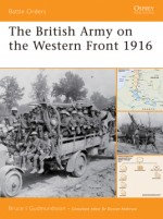 The British Army on the Western Front 1916