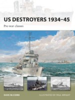 US Destroyers 1934–45