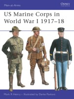 US Marine Corps in World War I 1917–18