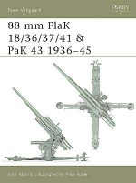 88 mm FlaK 18/36/37/41 and PaK 43 1936–45