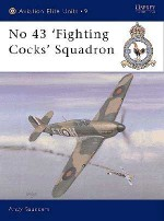 No 43 'Fighting Cocks' Squadron