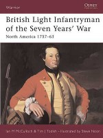 British Light Infantryman of the Seven Years' War