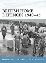 British Home Defences 1940–45