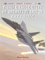 F-15C/E Eagle Units of operation Iraqi Freedom