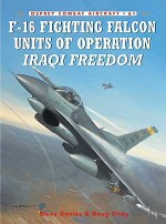 F-16 Fighting Falcon Units of Operation Iraqi Freedom