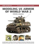 Modeling US Armor of World War 2