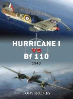 Hurricane I vs Bf 110