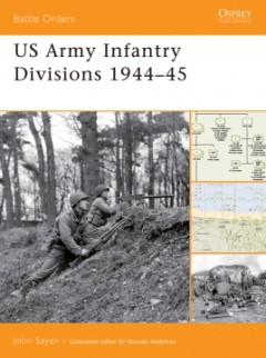 US Army Infantry Divisions 1944–45